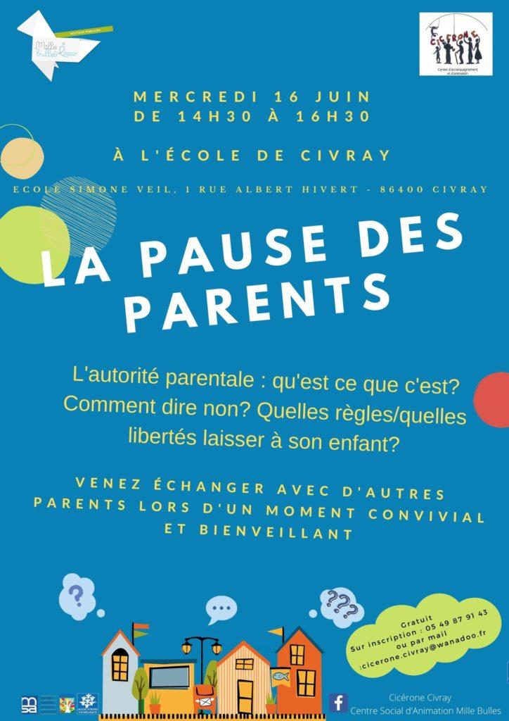 Pause des parents(1)